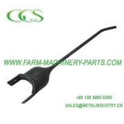 300916 Rubber Mounted Hay Rake Teeth Spring Hay Rake Wheel Spring Tooth For Agriculture Equipment