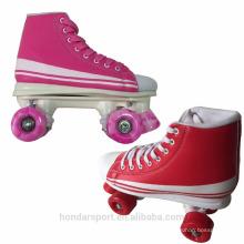 2017 New design led Flashing wheels Roller Skates for wholesale