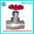 stainless steel Screwed globe valves