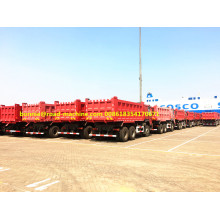 Camião basculante 6x4 25t 336hp Howo de Sinotruck