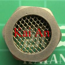 Acero inoxidable 304 Demister almohadilla / aceite Demister filtro / malla de alambre Demister ---- 30 años de fábrica