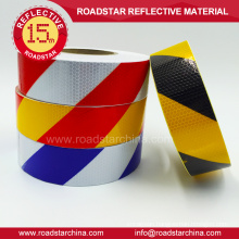Conspicuity marking tape truck reflective warning tape