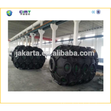 manufacturer supply 1.5m *3 boat marine rubber fender