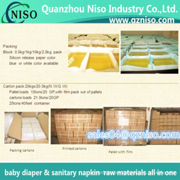 Hot Melt Glue for Baby Diaper Nappies