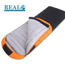 Высокое качество реалспорт военный спальный мешок зима водонепроницаемая ткань спальный мешок путешествия