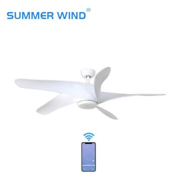 60-дюймовый потолочный вентилятор, люстры, двигатель постоянного тока