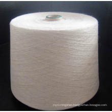 85pct Polyester/15pct Linen Ne 30s Yarn for Knitting and Weaving