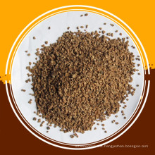 16-150 soft abrasive Walnut Shell Granules for polishing