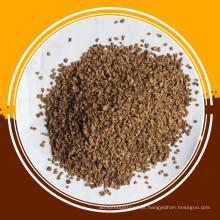 16-150 grânulos abrasivos macios de nozes para polir