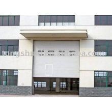 puerta industrial de taller