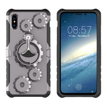 Gear Metal Hibrid Iphone x Cover Case