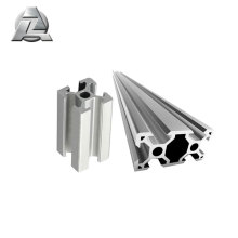 Used extensively 6000 series vslot and tslot aluminum extrusion