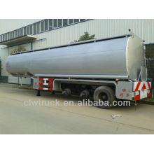 Precio de fábrica tri-eje Perú 50000litres semirremolque cisterna de combustible
