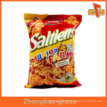 China High quality snack food biscuit packaging compound bag