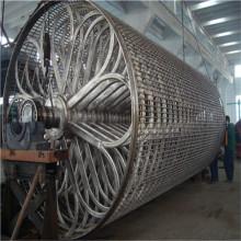 Moule de cylindre 304 pour la fabrication de papier