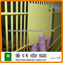358 Высокозащитный сетчатый забор