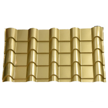 PPGI Color Coated Galvalume Az140 Corrugated Profile Roofing Sheet