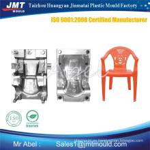 molde de silla de inyección de plástico de oficina