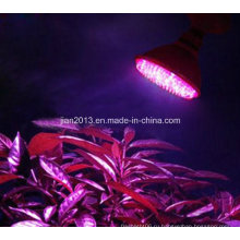 60LED AC110 / 220V 3.5W Синий: красный = 45: 15 Hydroponic Plant Grow Light