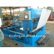 Pressing and bending machine