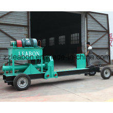 Divisor de madera horizontal mecánico de alta presión