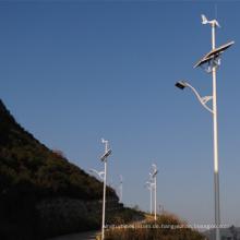 Wind Solar LED-Straßenlaterne