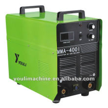 Inversor mma soldador igbt tecnologia MMA-400I