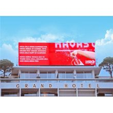 P15.6mm Static driving Outdoor Billboard LED Display