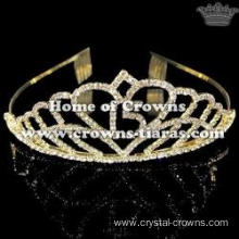 15th Birthday Crystal Crowns--Number Can Be Changed