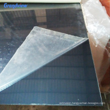 Customized Laser Cutting Mirrored Plastic Mirror Acrylic Mirror Sheets