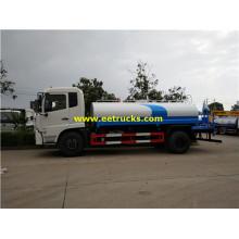 Camions de pulvérisation d'eau Dongfeng 3000 gallon