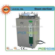 CE approved Vertical High Pressure Steam Sterilizer Autoclave Manufacturer