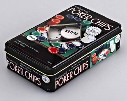 High Quality Plastic Poker Chips