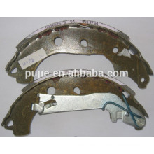 Car spare parts brake pads shoe