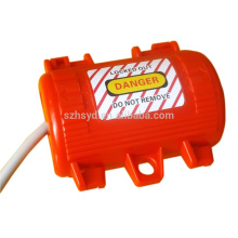 engineering polypropylene anti impact and corrosion resistance lock plug