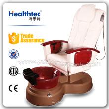 Piezas románticas de la silla de la pedicura de Shiatsu Lexor de la manicura (D401-39)