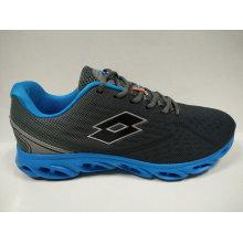 Männer grau-widerstandsfähige Mesh-Sportschuhe Schuhe