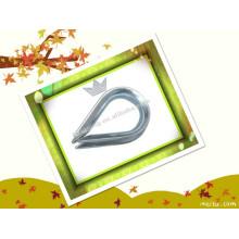 Fingerhut din6899B sind aus hochwertigem elektrolytisch verzinktem Stahl gefertigt.
