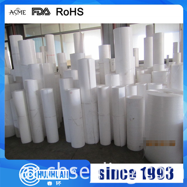 PTFE Sheet in rollds-stock