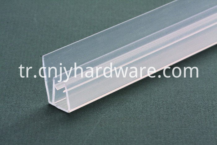 Glass Waterproof Seal Strip frameless shower door seal