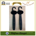 Cheap Best Selling Fashionable Quality Black Plastic Belt Hanger