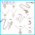 """200PCS/Lot 24"""" Fashion Female Gold Necklace Set Wholesale"""