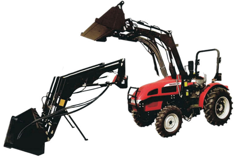 Small Tractor Front Loader