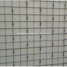 Galvanized Square Mesh Construction Panel