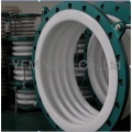 PTFE Lined compensator SS304 Expansion joints