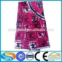Tissu imprimé en cire de mode style 46 '' / 47 ''