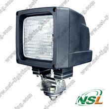 35W/55W HID Work Light, Flood Beam ABS Housing Track Trailer HID Square Light for Farm Machine (NSL-5000)