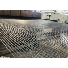 Murs de soutènement PET Uniaxial Geogrid