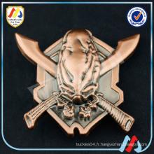 Fabricants de ceinture, boucle de ceinture en métal, ceinture à boucle