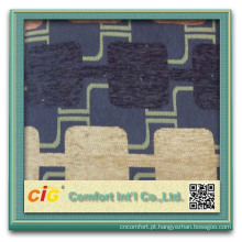 Moda nova mais recente projeto Chenille sofá capa tecidos